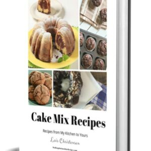 Cake Mix Recipes Ebook