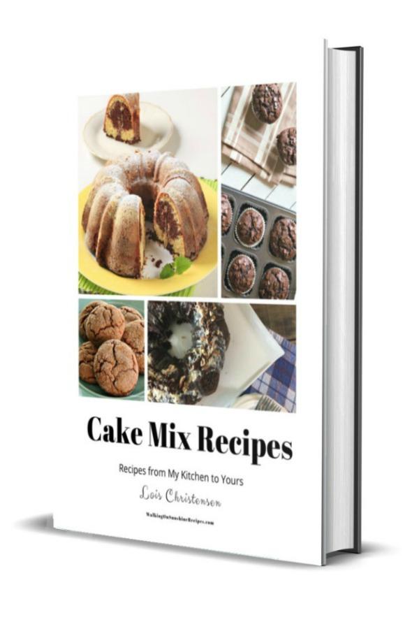 Cake Mix Recipes Ebook