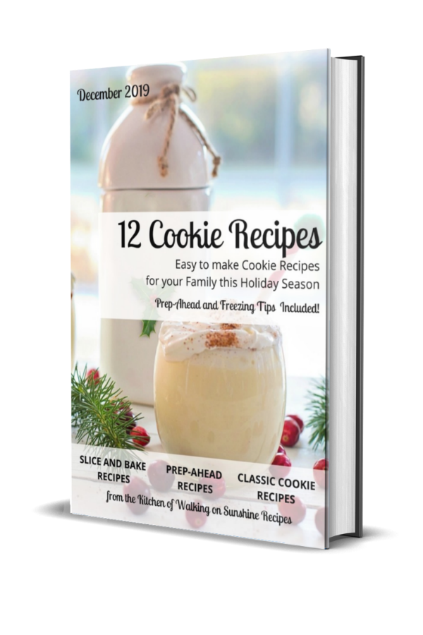 Christmas Cookie Recipes Ebook