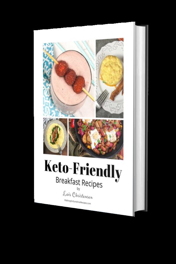 Keto Friendly Breakfast RecipesEbook