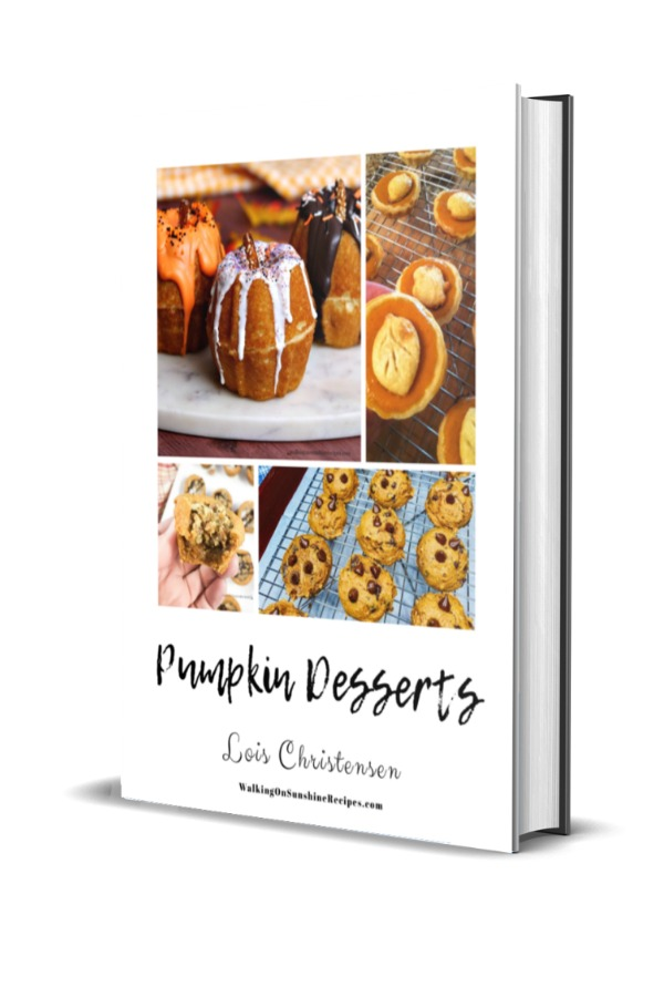 Pumpkin Dessert Recipes Ebook